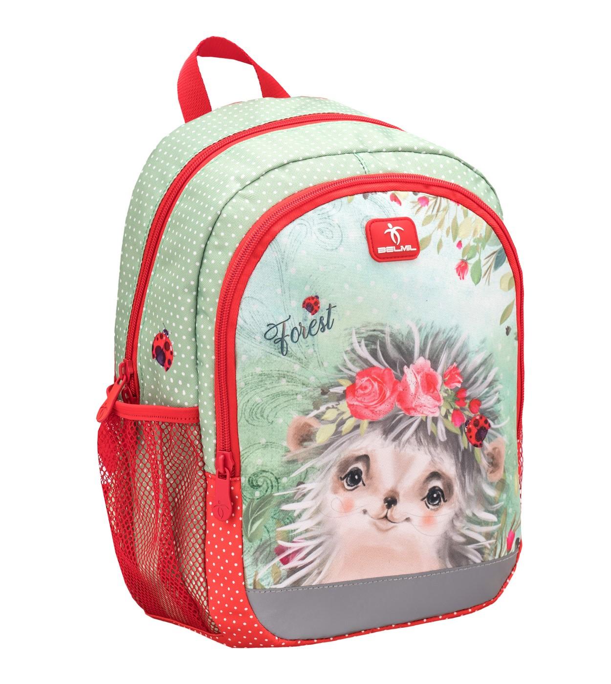 Рюкзак детский Belmil Kiddy Plus Ежик