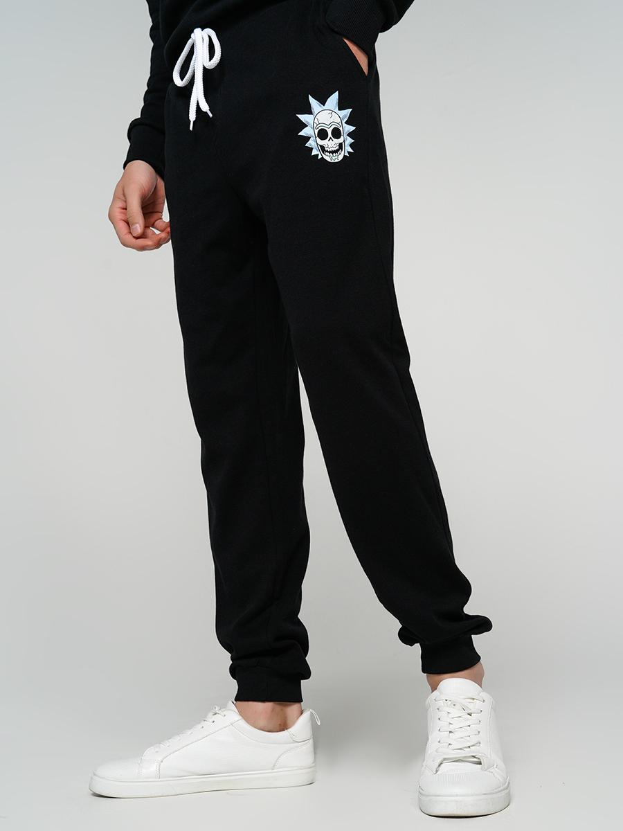 Спортивные брюки мужские ТВОЕ 72296 черные XL