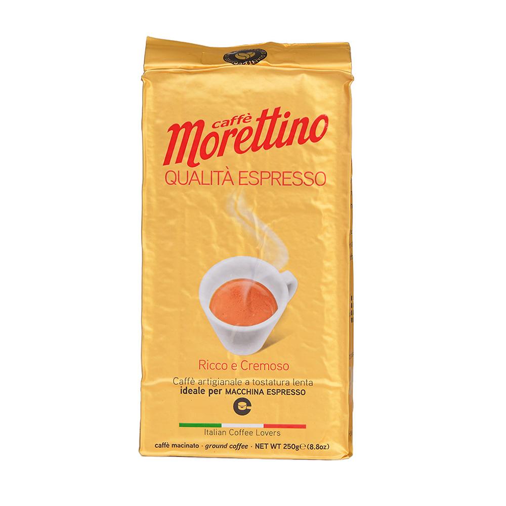 Кофе молотый Caffe Morettino Qualita Espresso Caffe Morettino 250 г