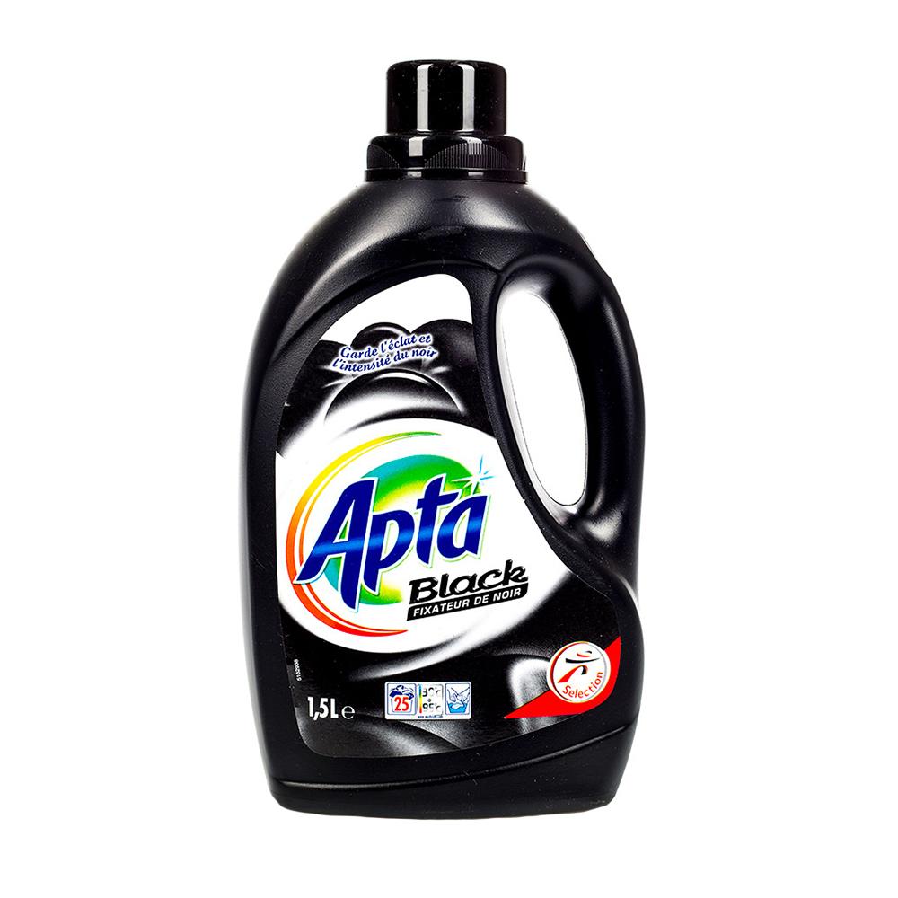 Гель для стирки Apta Lessive Liquide black
