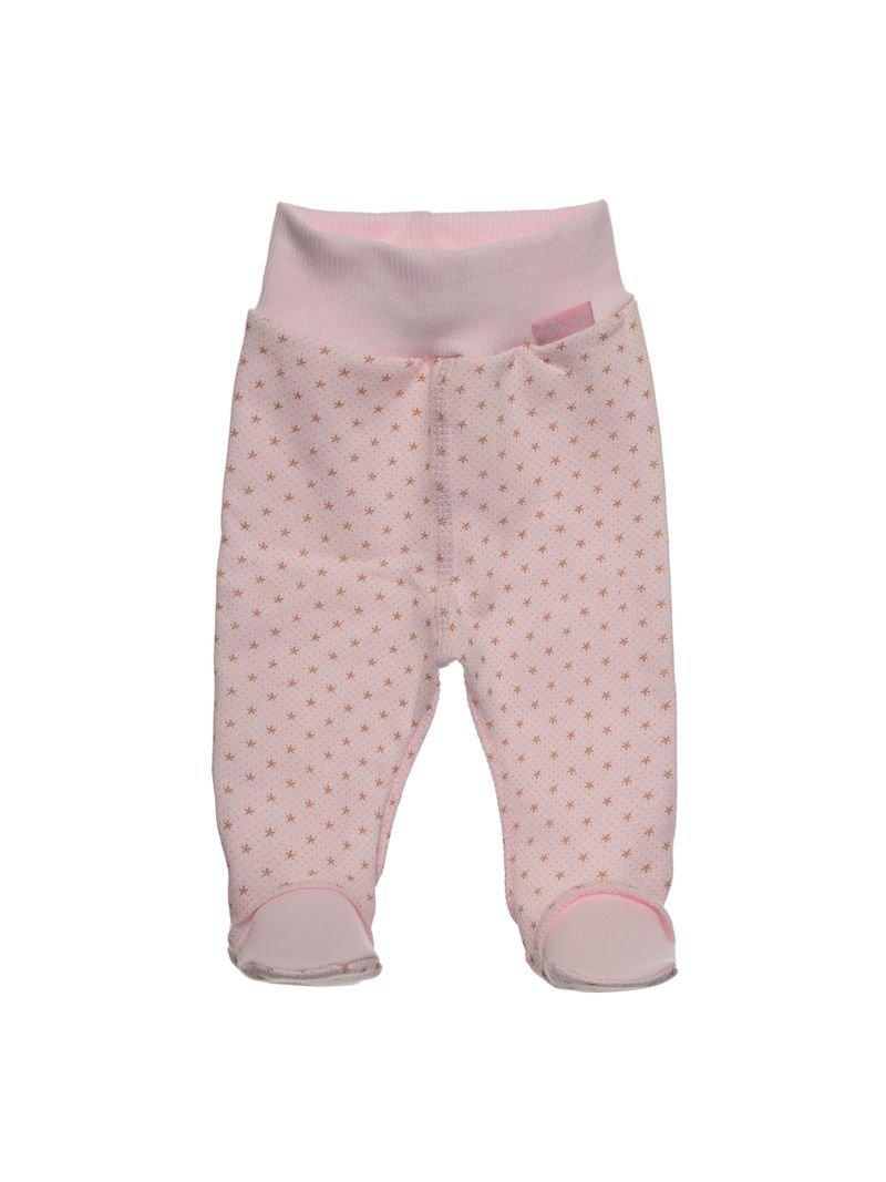 Купить 20, Ползунки для девочек Нежный возраст. Кантри , размер 62-68 см, цвет: розовый, ТриЯ,