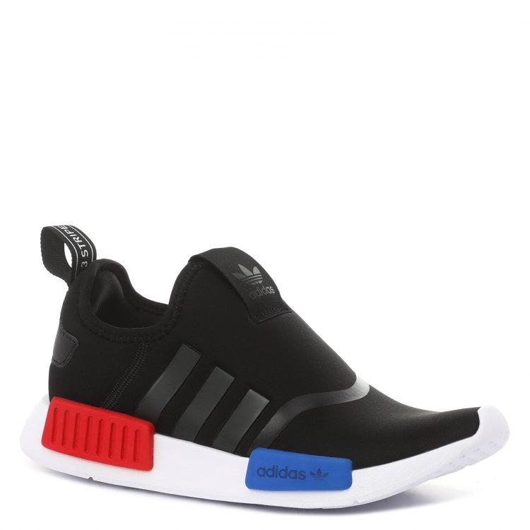 Купить NMD 360_2084991, Кроссовки для мальчиков Adidas, цв. черный, р.28, Детские кроссовки