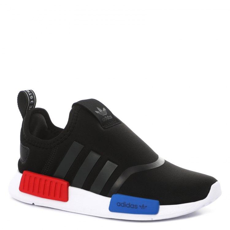 Купить NMD 360_2085027, Кроссовки для мальчиков Adidas, цв. черный, р.25, Детские кроссовки