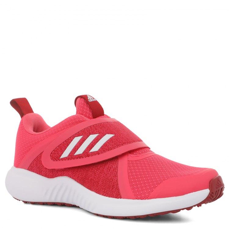 Купить FORTARUN X CF_2086075, Кроссовки для девочек Adidas, цв. красно-розовый, р.35, Детские кроссовки