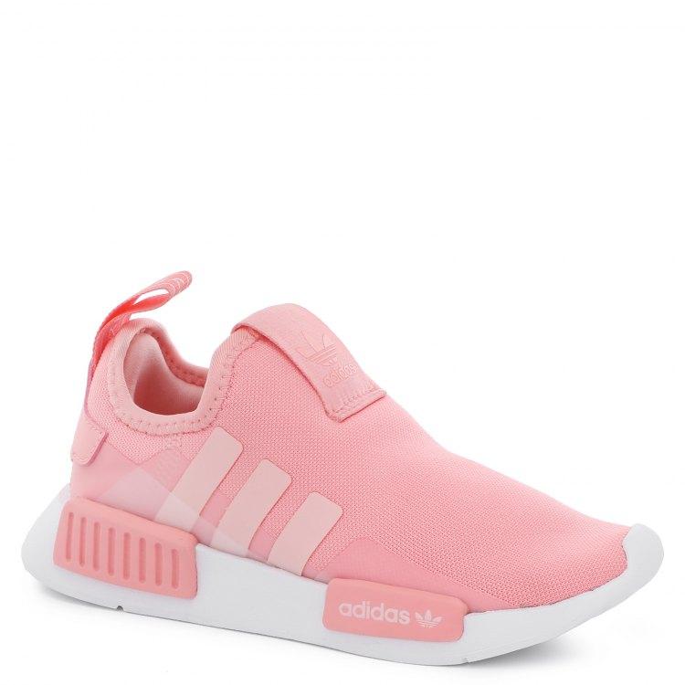 Купить NMD 360_2284638, Кроссовки для девочек Adidas, цв. светло-розовый, р.35, Детские кроссовки