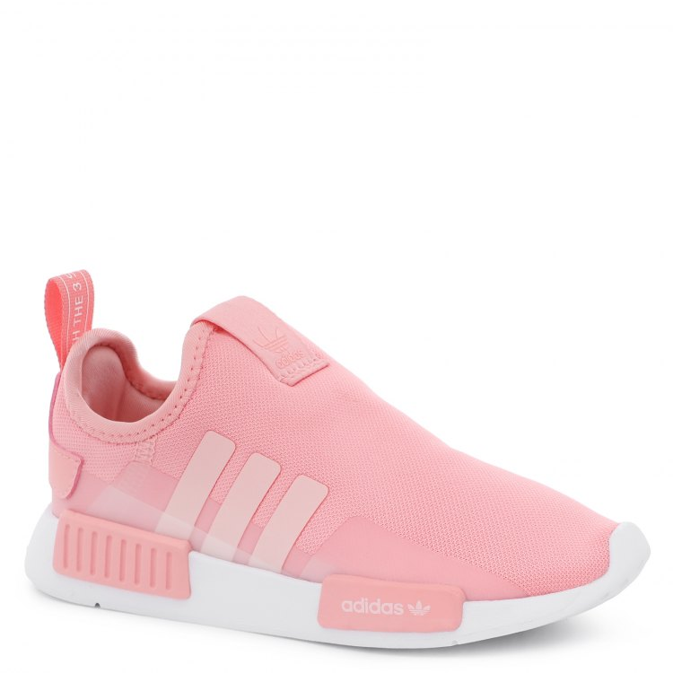 Купить NMD 360_2284665, Кроссовки для девочек Adidas, цв. розовый, р.24, Детские кроссовки