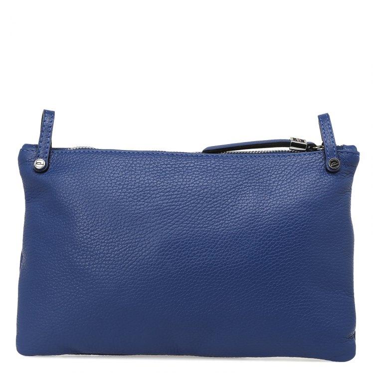 Сумка женская синяя GIANNI CHIARINI 3300