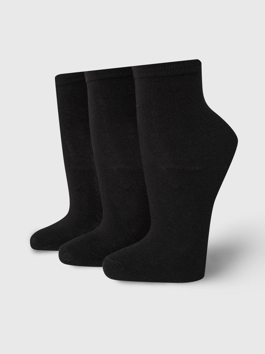 Набор носков женский ТВОЕ A6187 черный 35-41