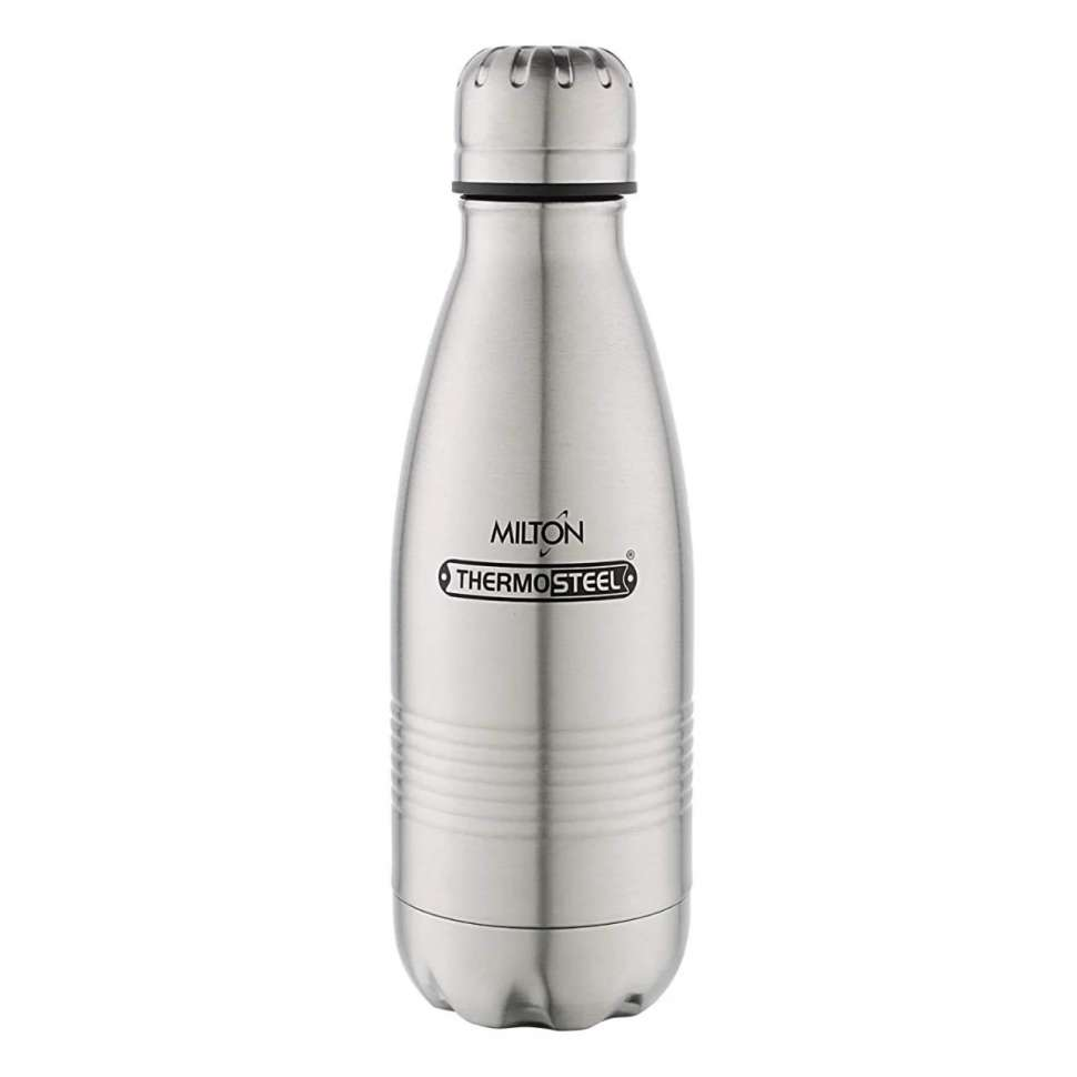 Фото - Термобутылка для воды, Milton, DUO DLX 350, 0,35л, MB71303-ST
