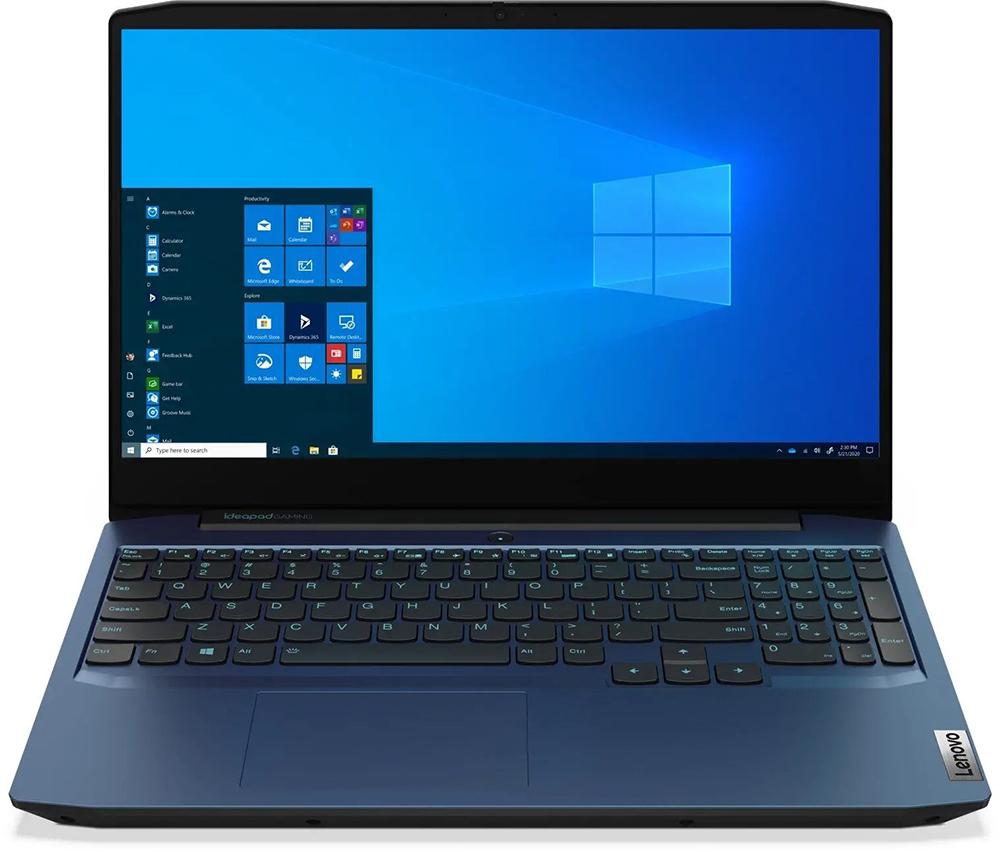 Игровой ноутбук Lenovo IdeaPad 3 15ARH05 Gaming