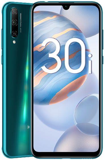 Смартфон Honor 30i 4+128GB Phantom Blue (LRA-LX1) 30i 4+128GB Phantom Blue (LRA-LX1)