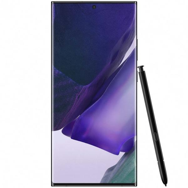 Смартфон Samsung Galaxy Note 20 Ultra 5G 12/512GB Black (SM-N986B/DS) Galaxy Note 20 Ultra 512GB Black (SM-N986B/DS)