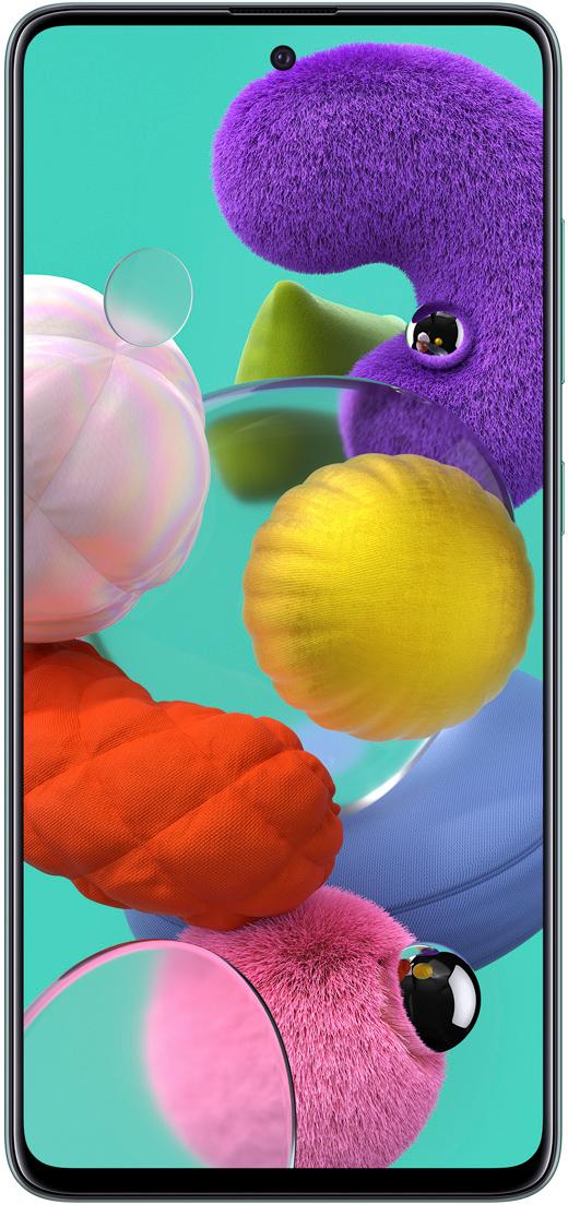 Смартфон Samsung Galaxy A51 64GB Blue (SM-A515F) Galaxy A51 64GB Blue (SM-A515F)