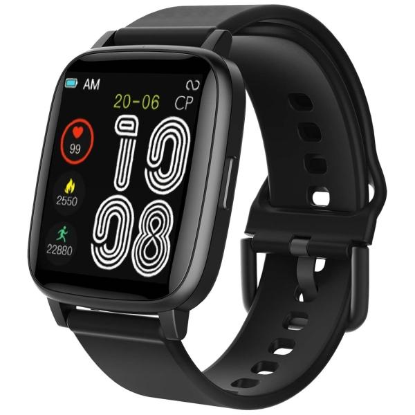 Смарт часы Digma Smartline T6 Black (T6B)