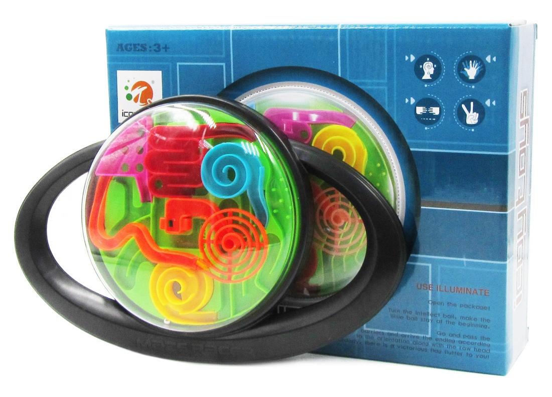 3D Головоломка Лабиринто Руль
