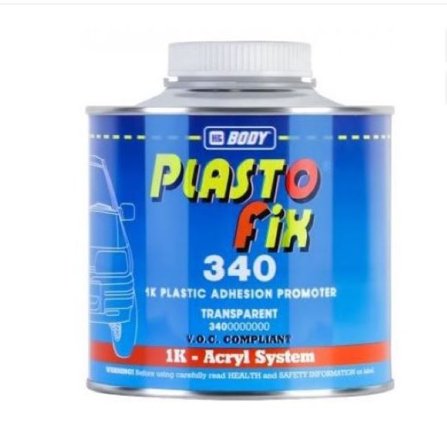 Грунт Для Пластика Plastofix 1000 Мл.