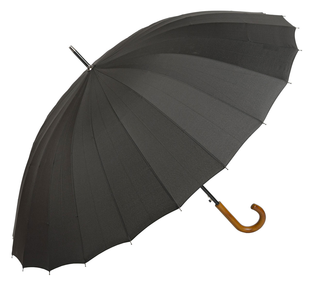 Зонт мужской Sponsa 3521-SLBJ черный