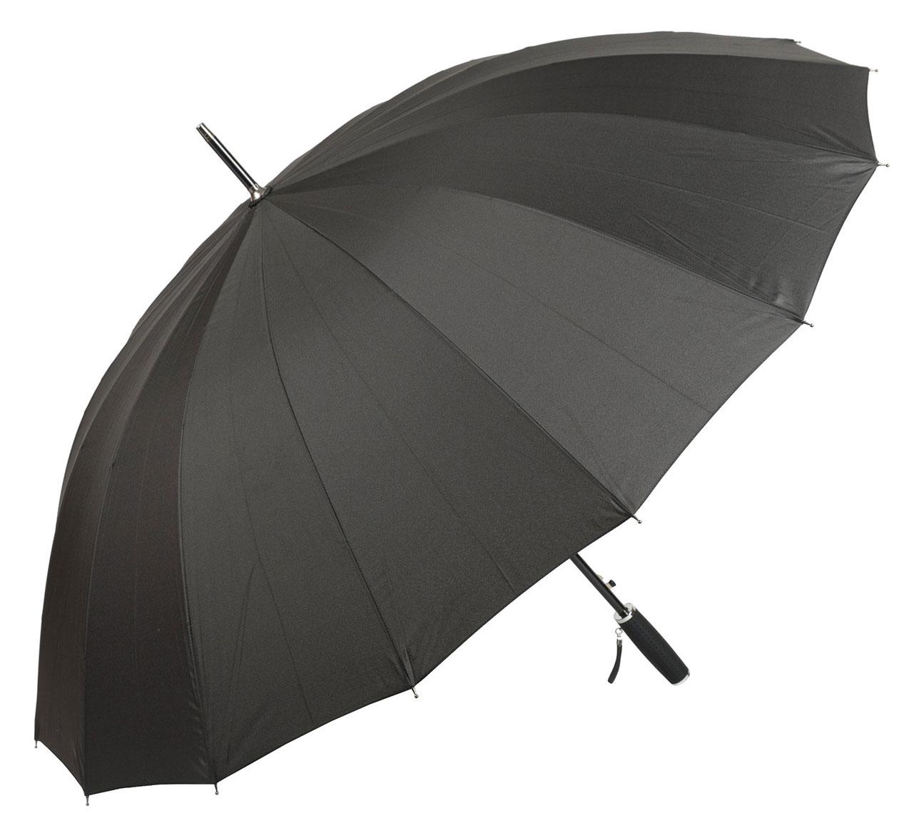 Зонт мужской Sponsa 3525-SLBI черный