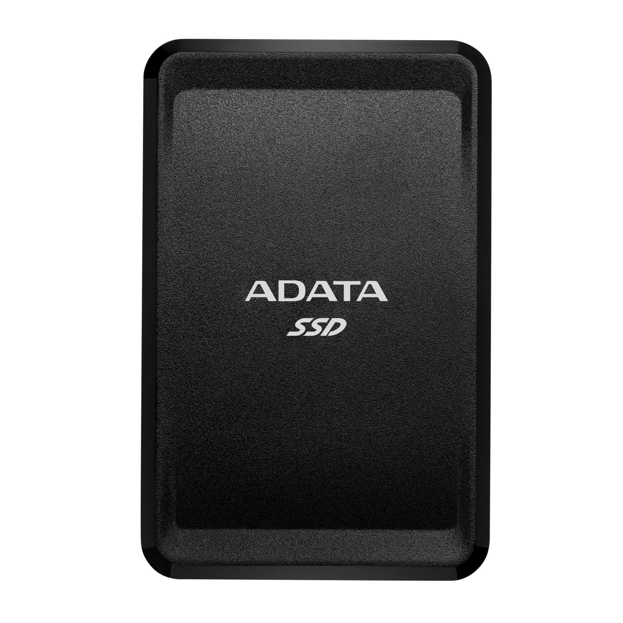 Внешний SSD накопитель ADATA SC685 2TB Black