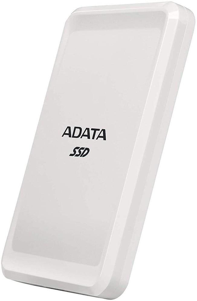 Внешний SSD накопитель ADATA SC685 500GB White