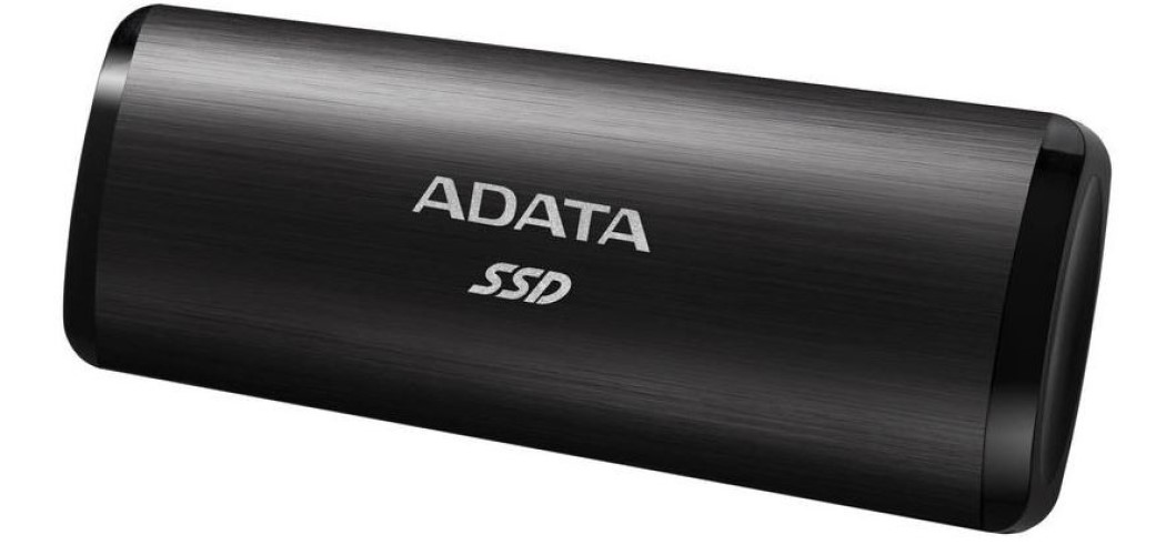 Внешний SSD накопитель ADATA SE760 512GB Black