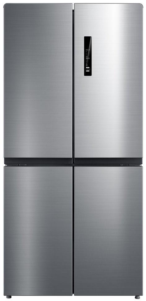 Холодильник Korting KNFM 81787 X Silver