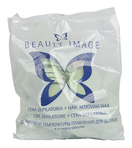 Купить Воск для депиляции Beauty Image Стандарт Серый 1000 г
