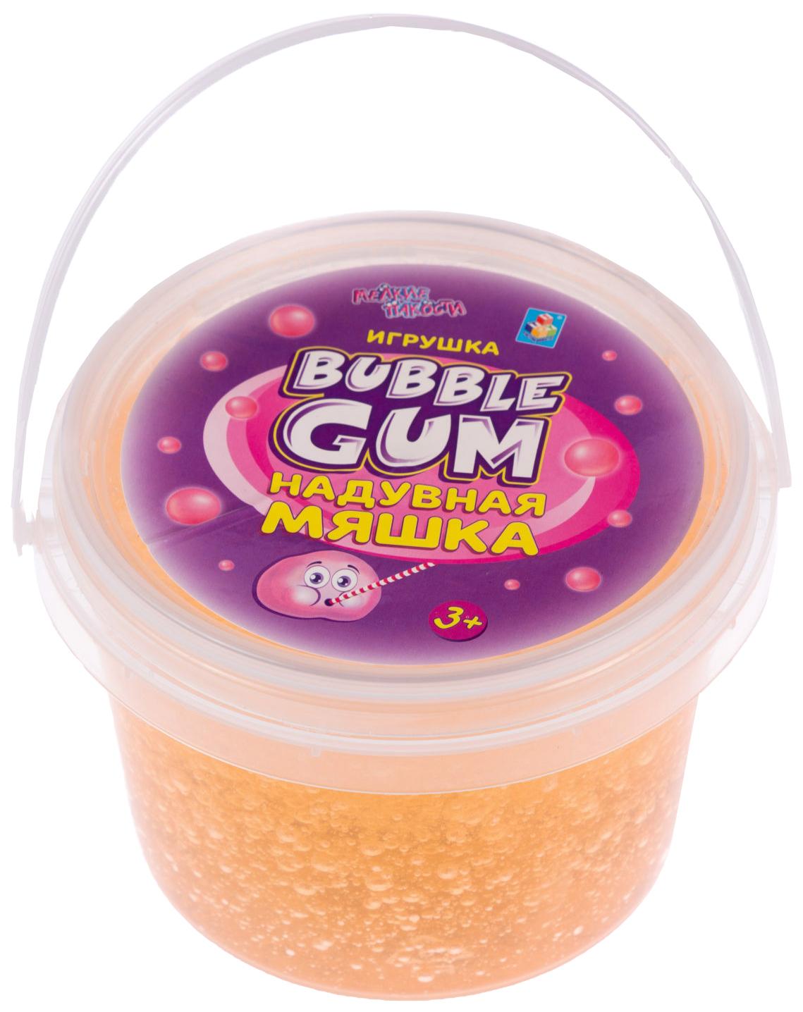 Мяшка 1Toy Мелкие пакости Bubble gum 500 г 1 TOY