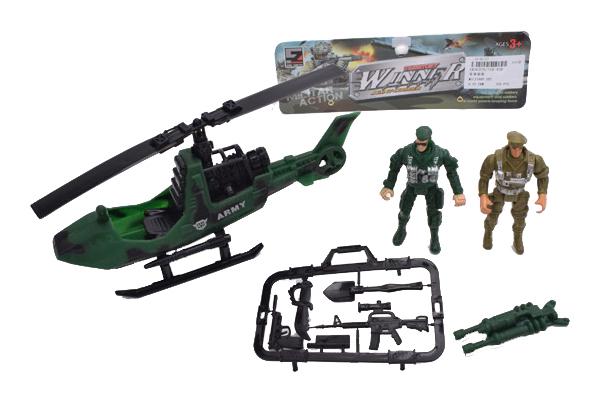 Набор военной техники Джамбо Тойз JB0205281