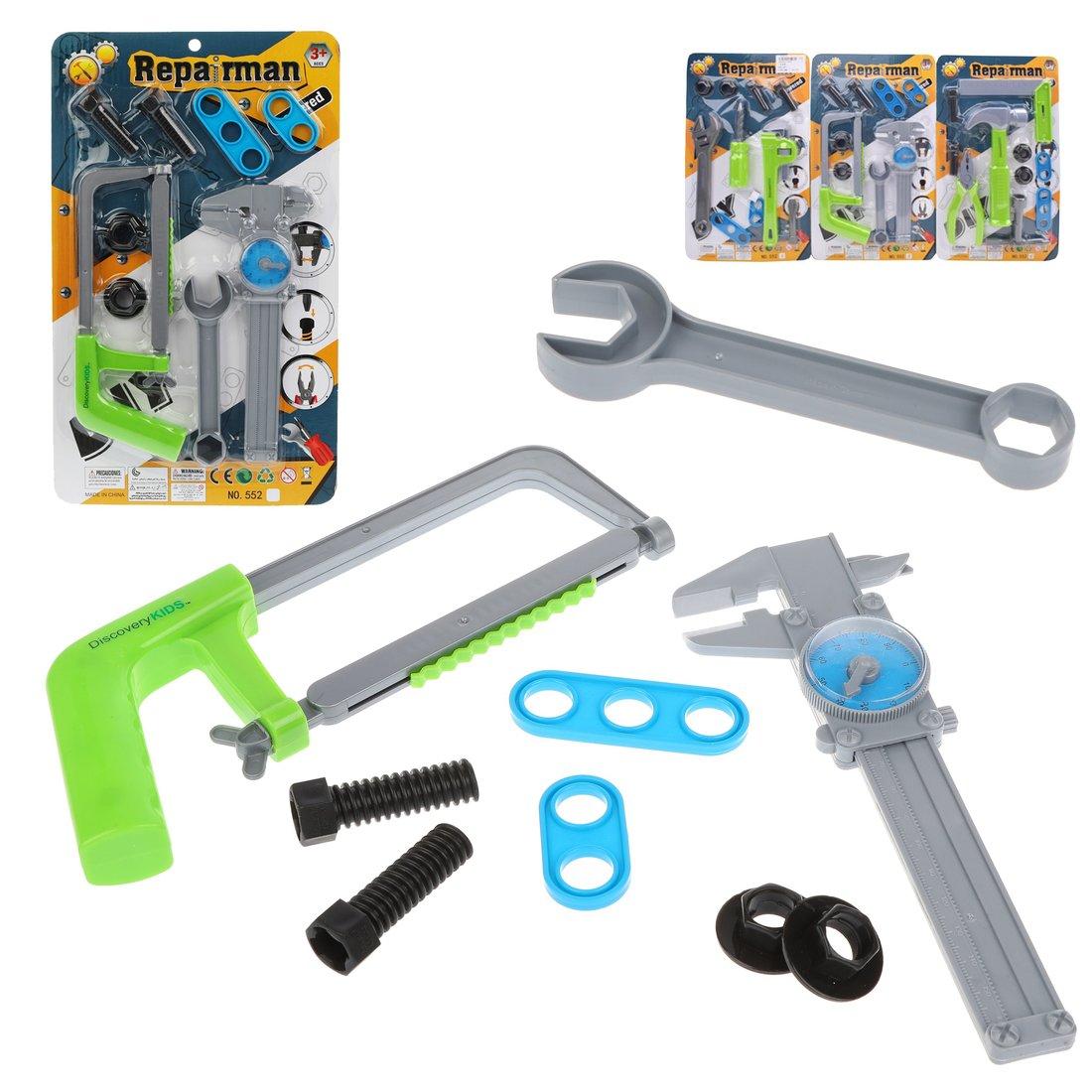 Набор инструментов Наша игрушка в блистере