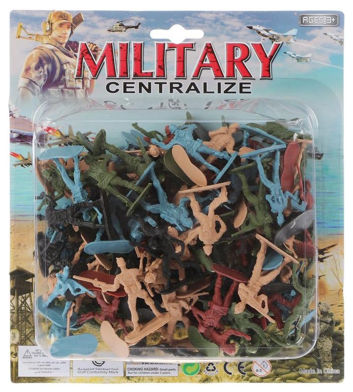Набор солдатиков Наша Игрушка 710 1