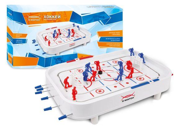Настольный хоккей X Match в коробке