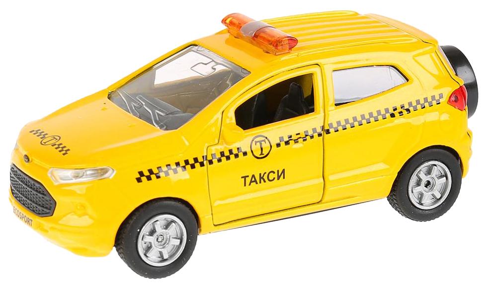 Машинка инерционная Технопарк Ford Ecosport Такси 12 см