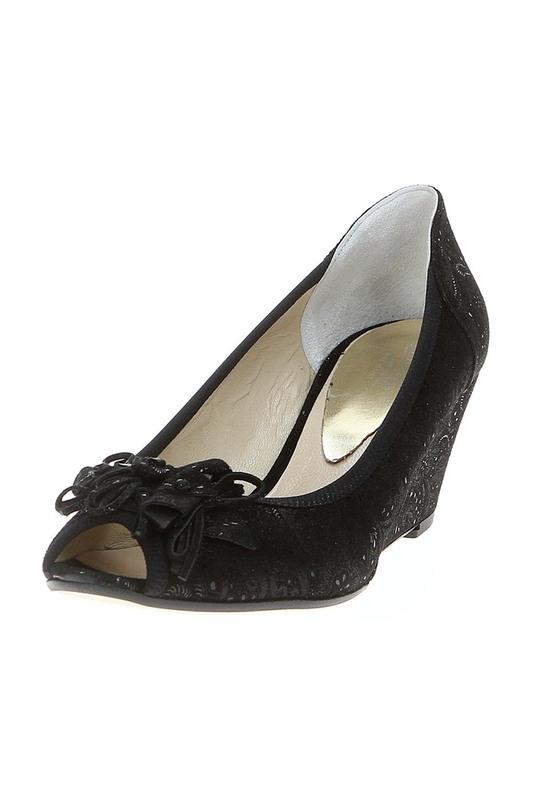 Туфли женские Alessandro Л63 черные 36 RU.