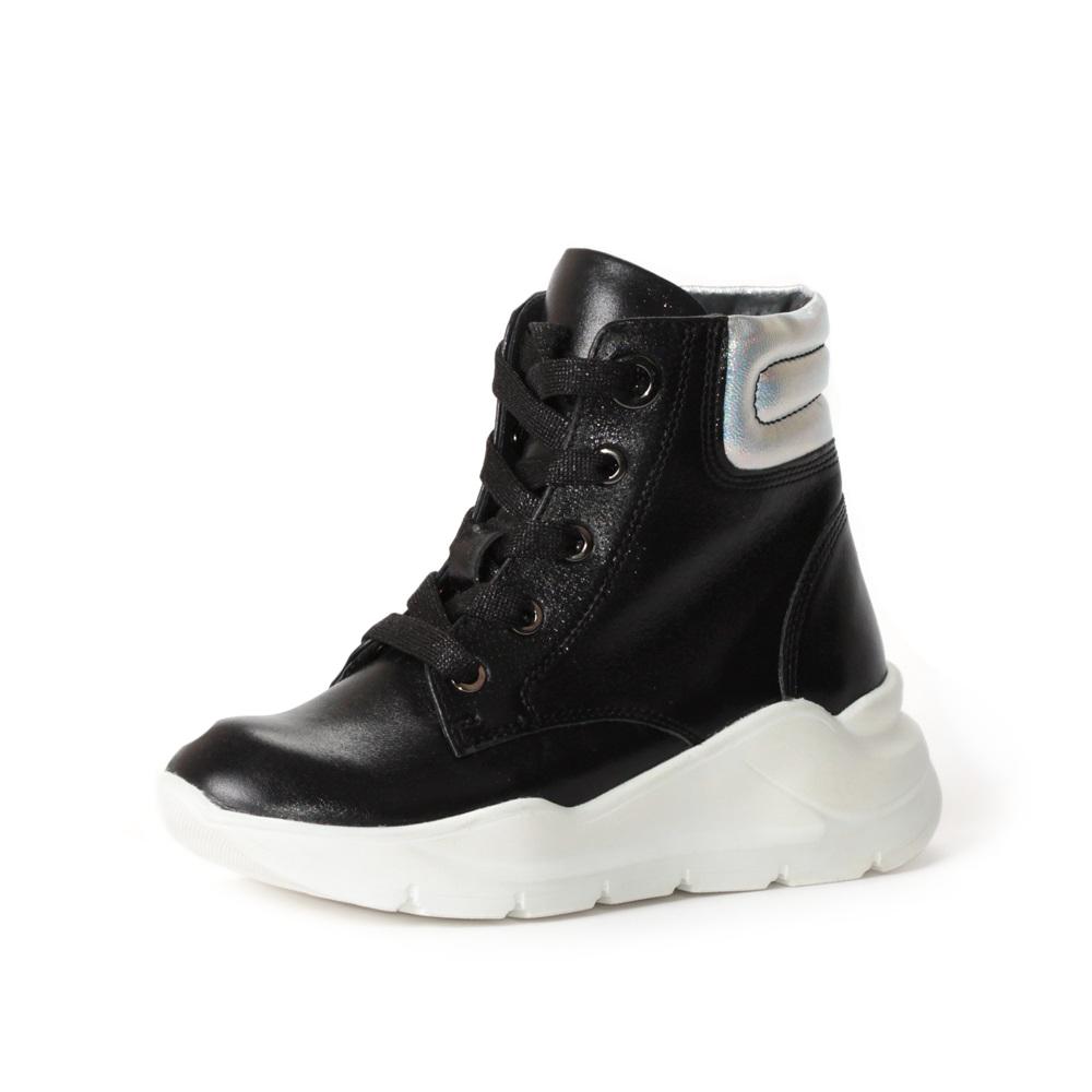 Купить Ботинки ELEGAMI для девочки черные 5-525082101 р.33,