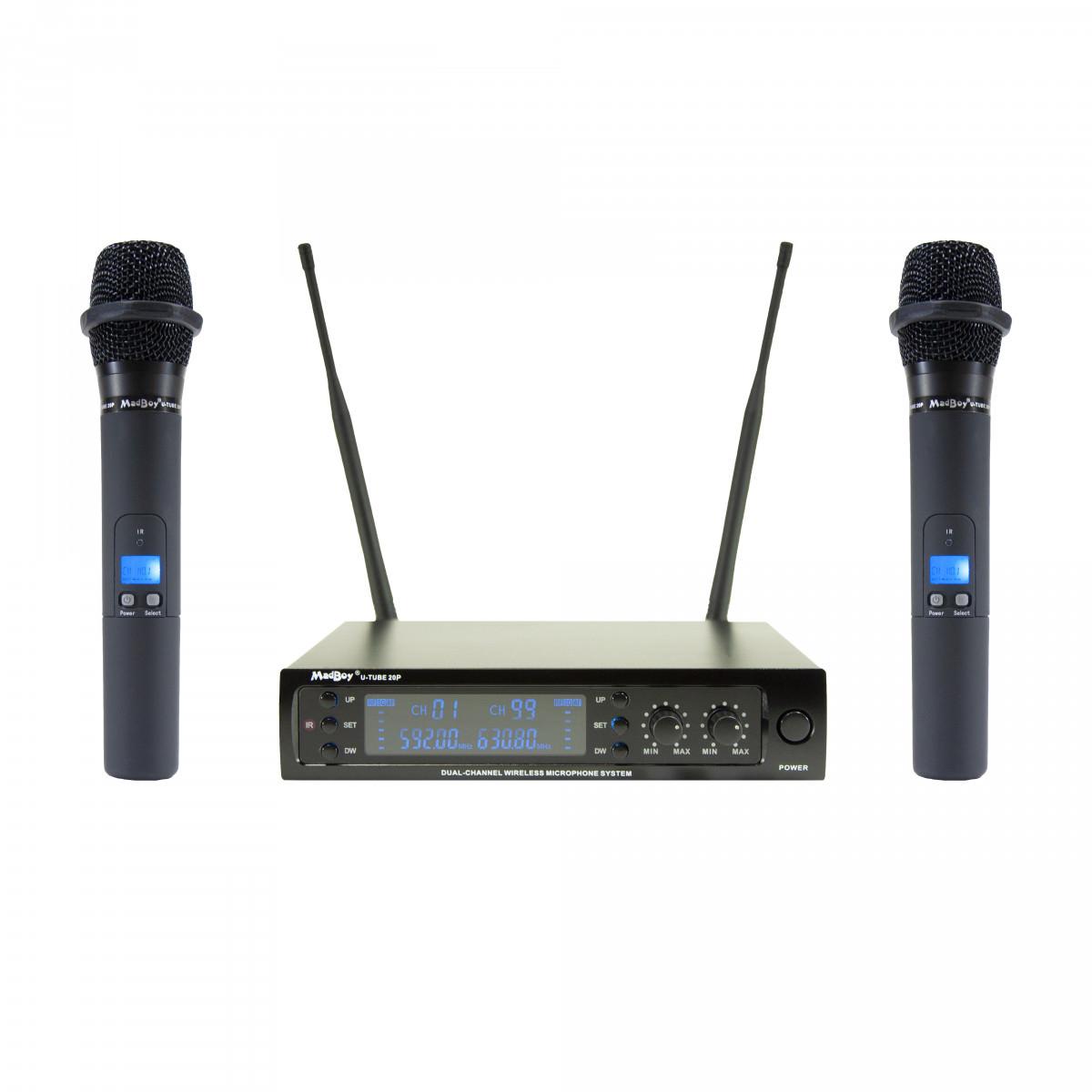 Микрофон MadBoy U-TUBE 20P