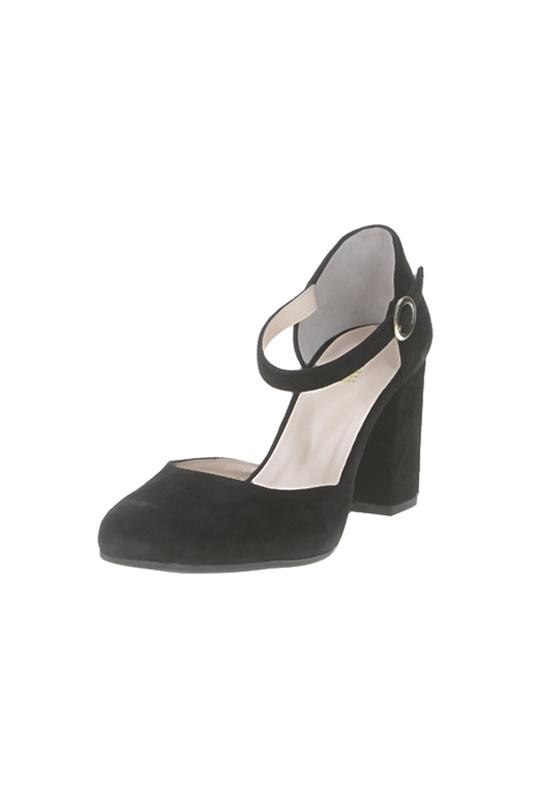 Туфли женские Argo 48002/1-20 черные 38 RU Argo   фото