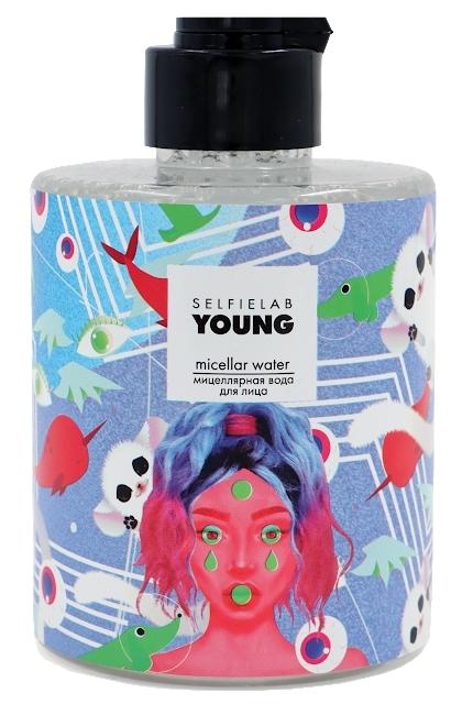 Купить Мицеллярная вода Selfielab Young