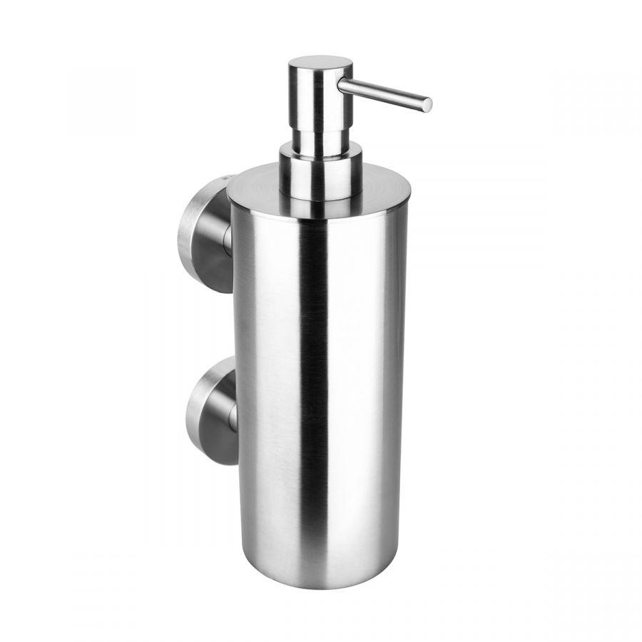 Настенный дозатор для жидкого мыла 2 держателя