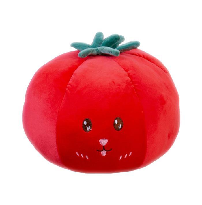 Мягкая игрушка ТОМАТО Томат красный, 32 см