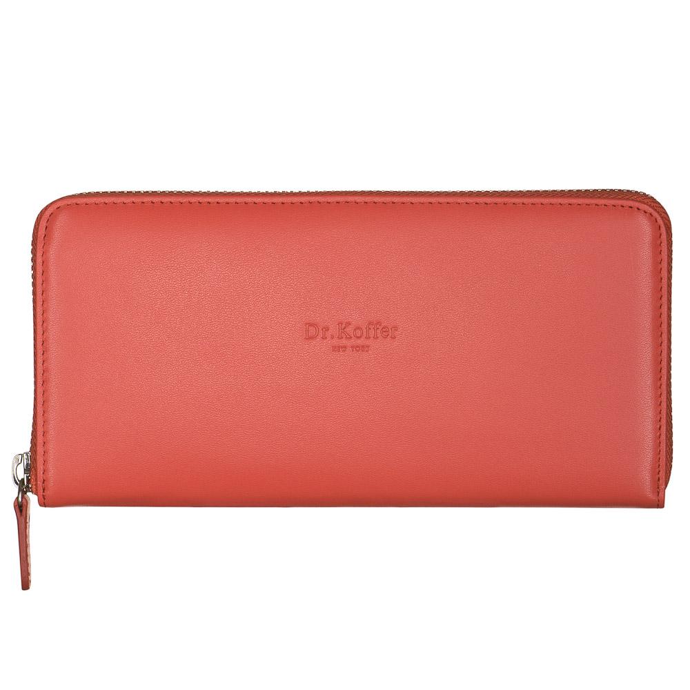 Портмоне женское Dr.Koffer X510330-29 розовое