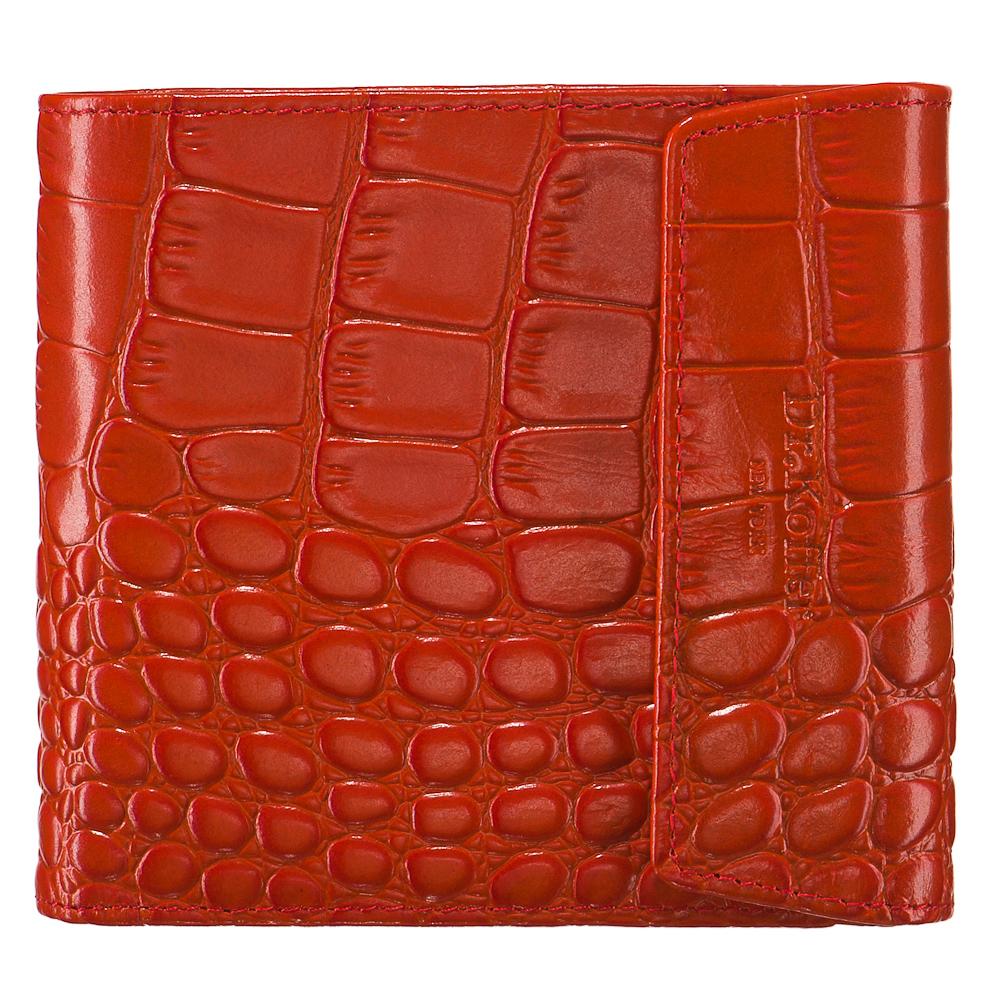 Портмоне женское Dr.Koffer X510152-171 красное