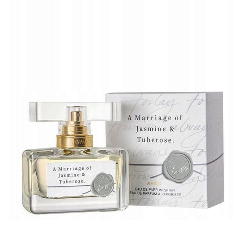 Купить Парфюмерная вода AVON A Marriage of Jasmine & Tuberose , 30 мл, AVON Парфюмерная вода 'A Marriage of Jasmine & Tuberose'