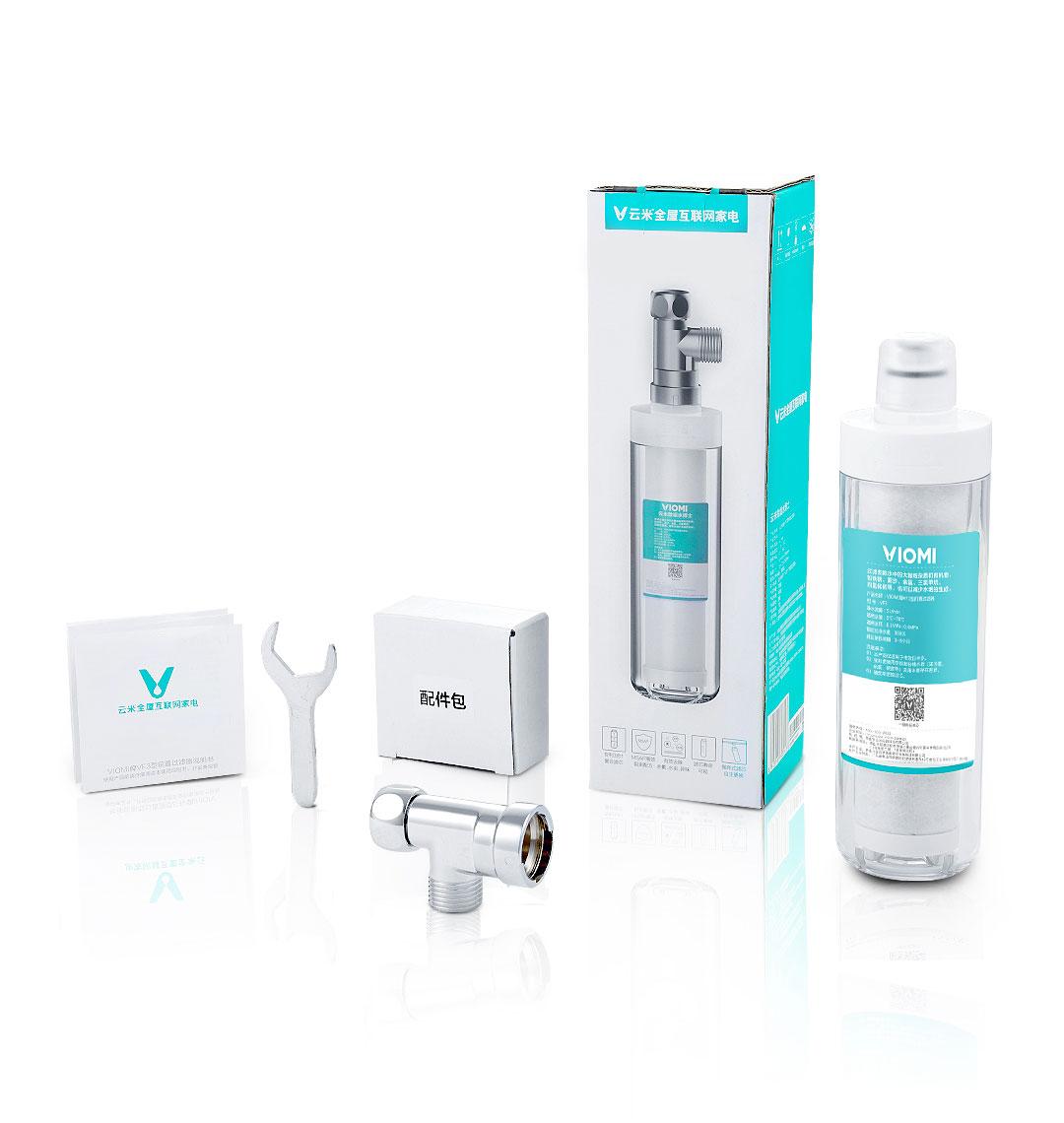 Фильтр для предварительной очистки воды Viomi