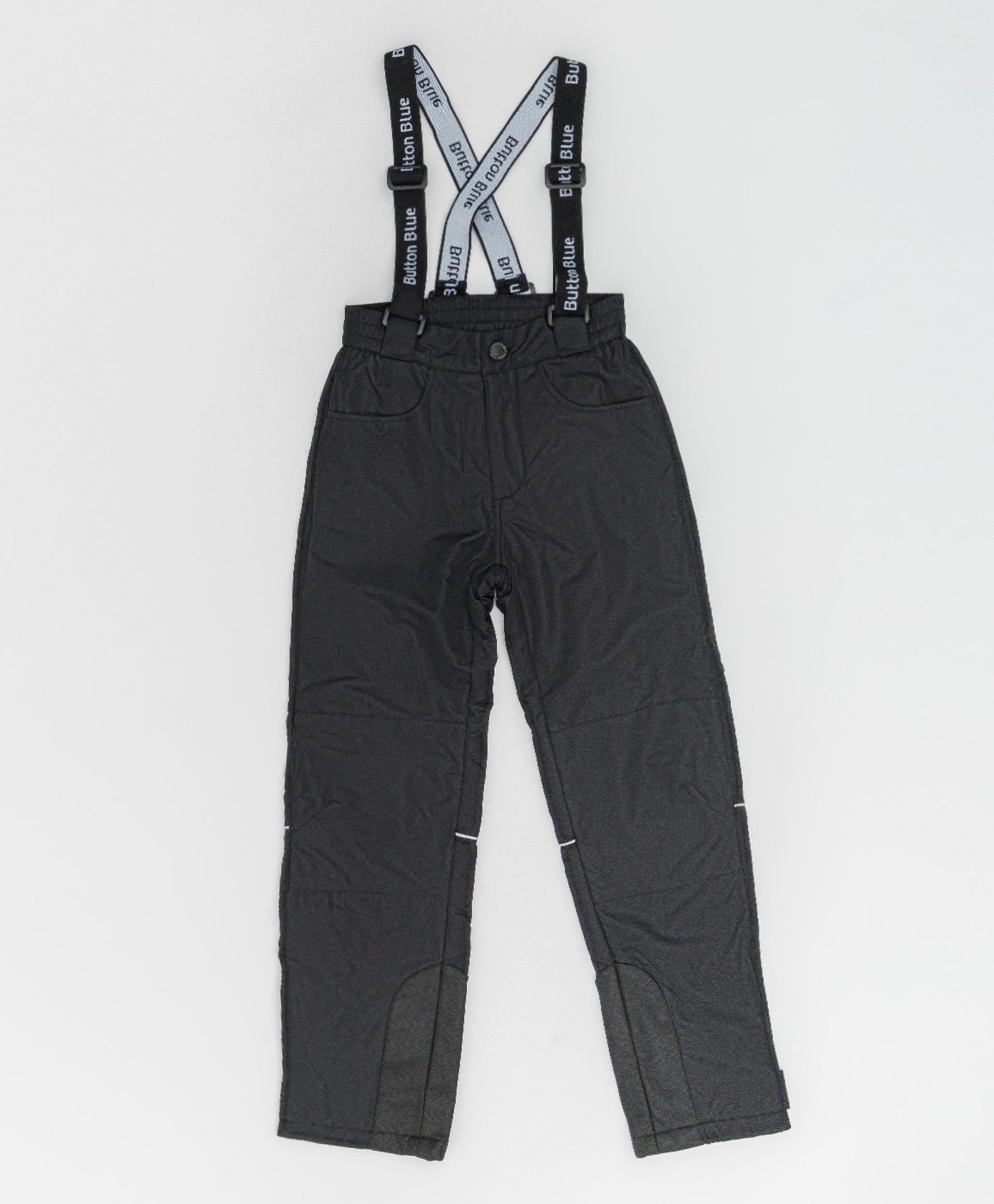 Купить Демисезонные брюки Active Button Blue, размер 140 220BBBA64010800,