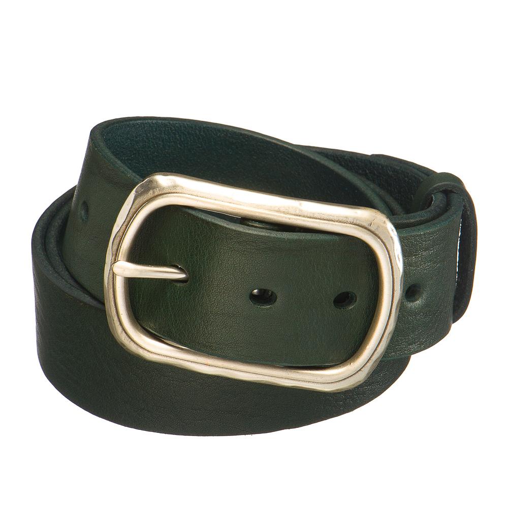Ремень унисекс Dr.Koffer R068V04120-00-80 зеленый
