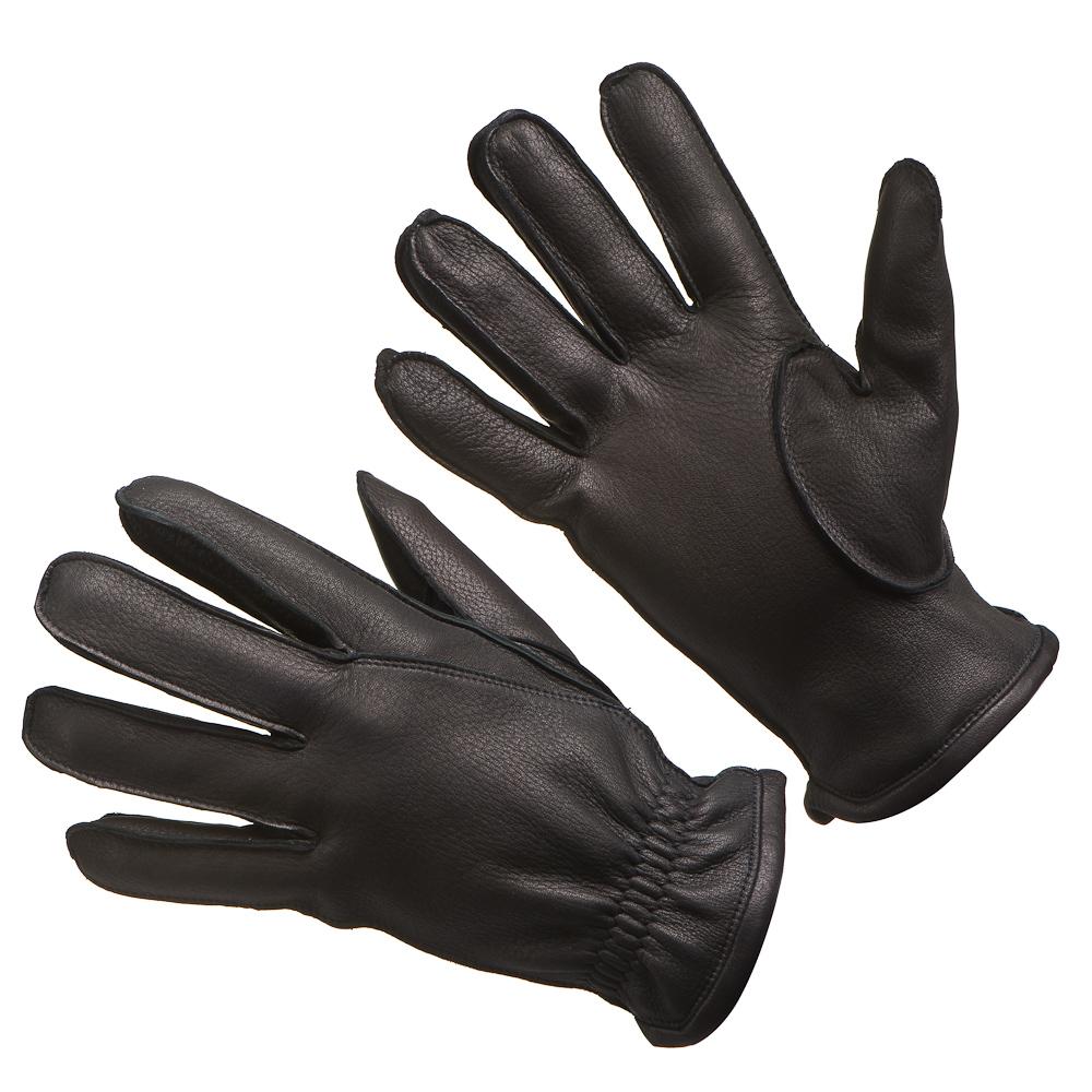 Перчатки мужские Dr.Koffer H740087-40 черные 8,5 фото