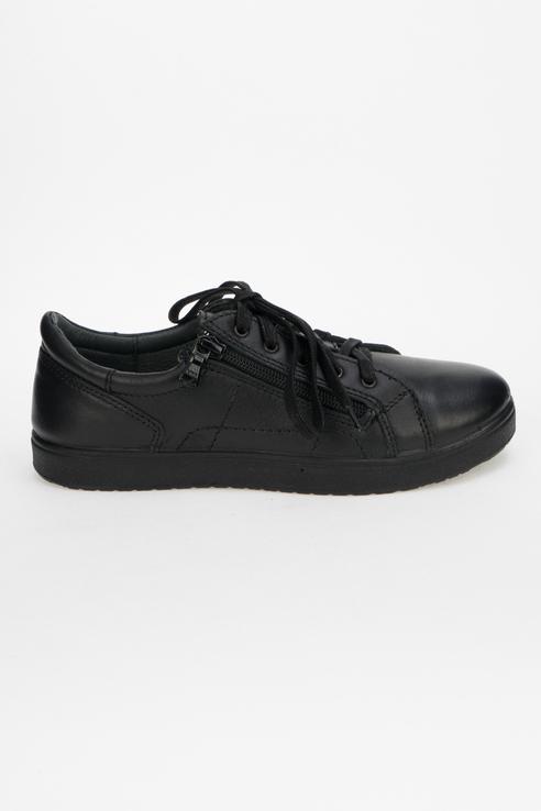 Купить 12193582_черный, Туфли Котофей для мальчиков, цв. черный, р-р 40,
