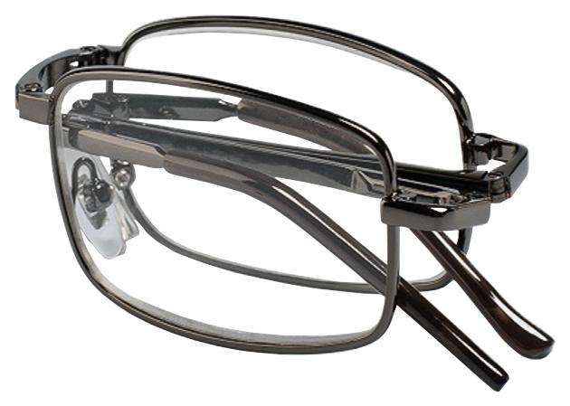 Очки корригирующие Кемнер Оптикс металлические складные