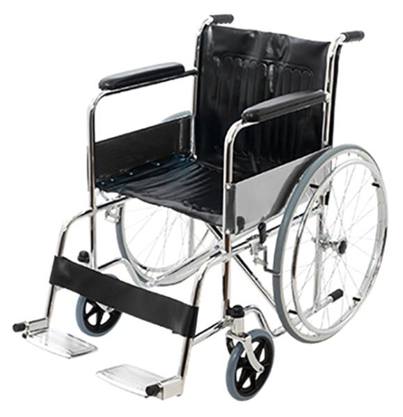 Кресло коляска механическая Barry A1 складная рама